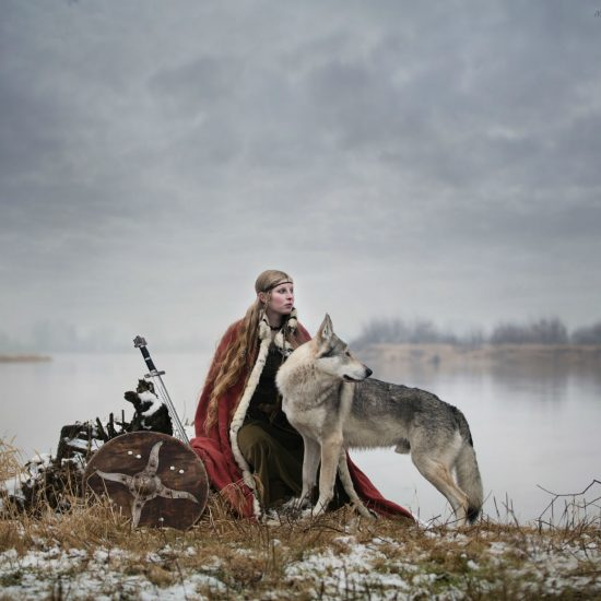 Release Your Inner Wildness: Photographs by Magdalena Russocka