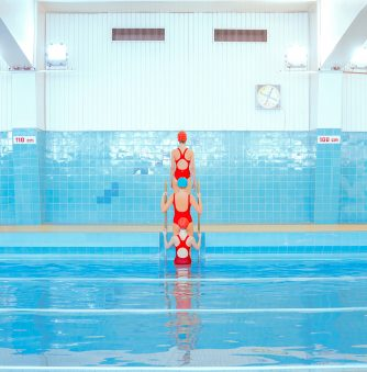 Bodies of Symmetry and Illusion: Photography by Maria Svarbova