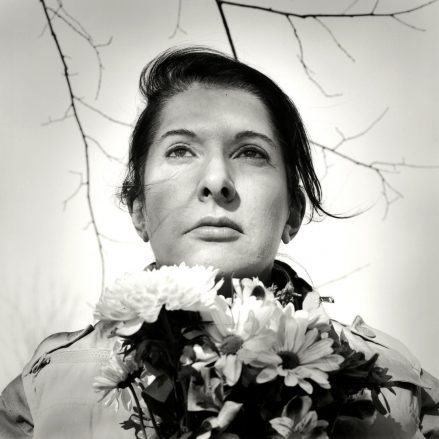 Marina Abramovic Pushes the Limits of Performance Art
