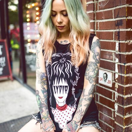 Megan Massacre Interview: On the Changing Tattoo Scene and Being a Cool Granny
