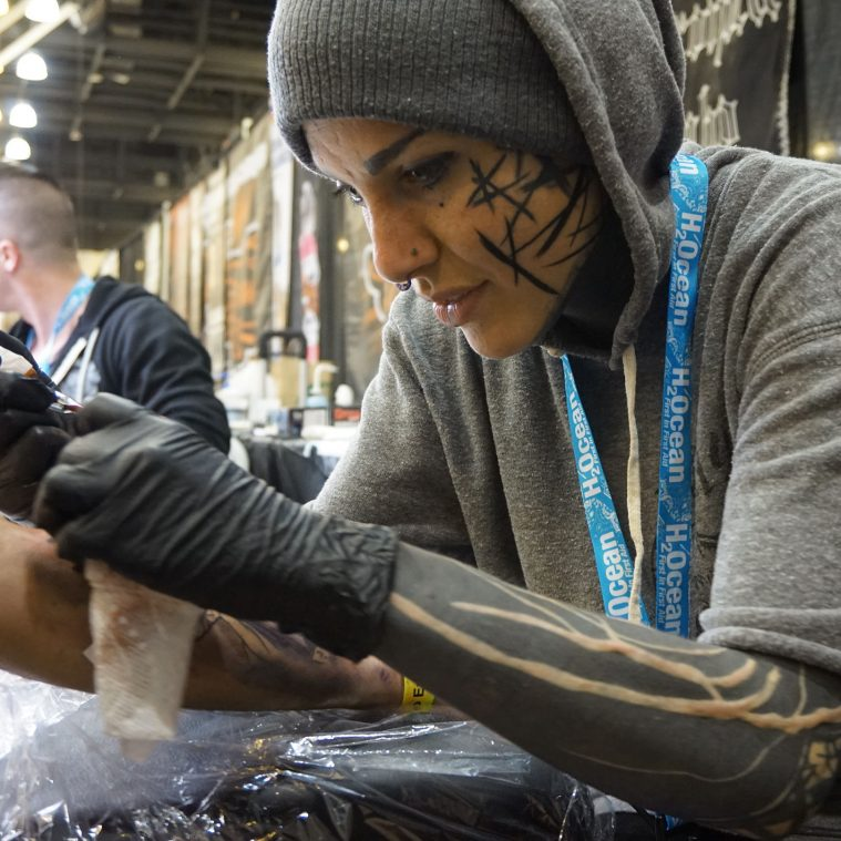 Michela Bottin Interview: NYC, Tattooing, and Scarification
