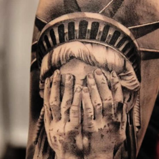 Who Shot the Statue of Liberty?
