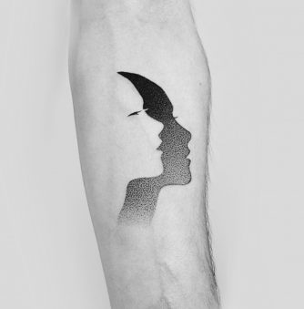 Between the Lines: 10 Tattoo Artists Working in Negative Space
