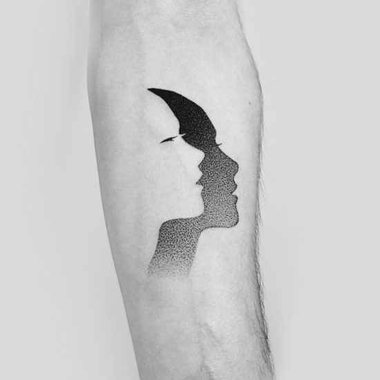 c4e998685 Between the Lines: 10 Tattoo Artists Working in Negative Space