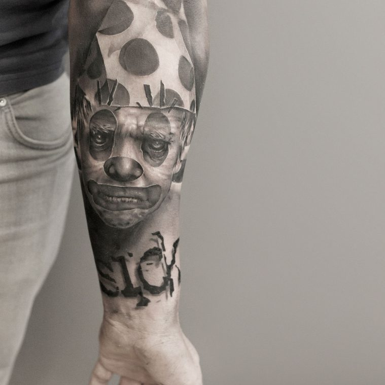 Nightmarish Tattoos: An Interview with Dark Artist Neon Judas