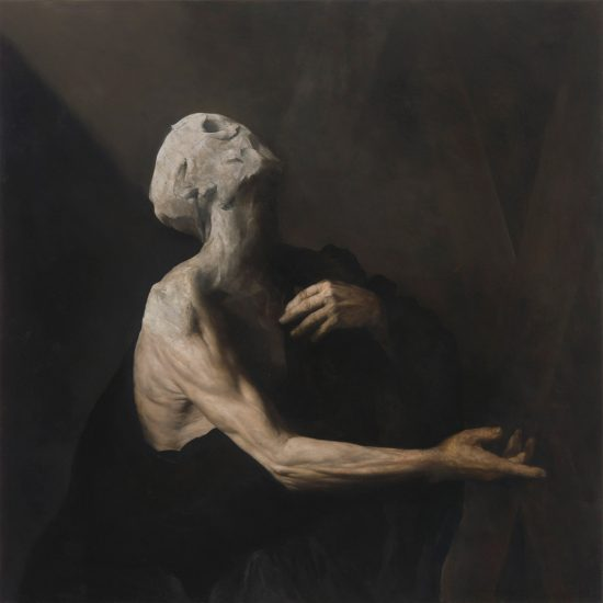The Nature of Fear: Paintings by Nicola Samori