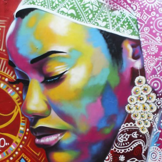 Painting the Walls of Rio and Beyond