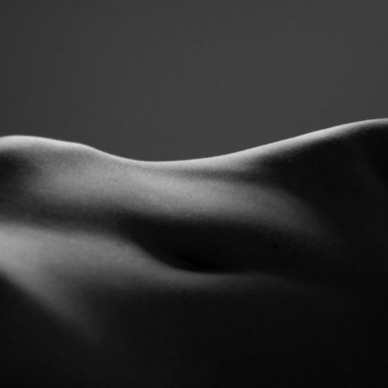Nude Black and White Photography