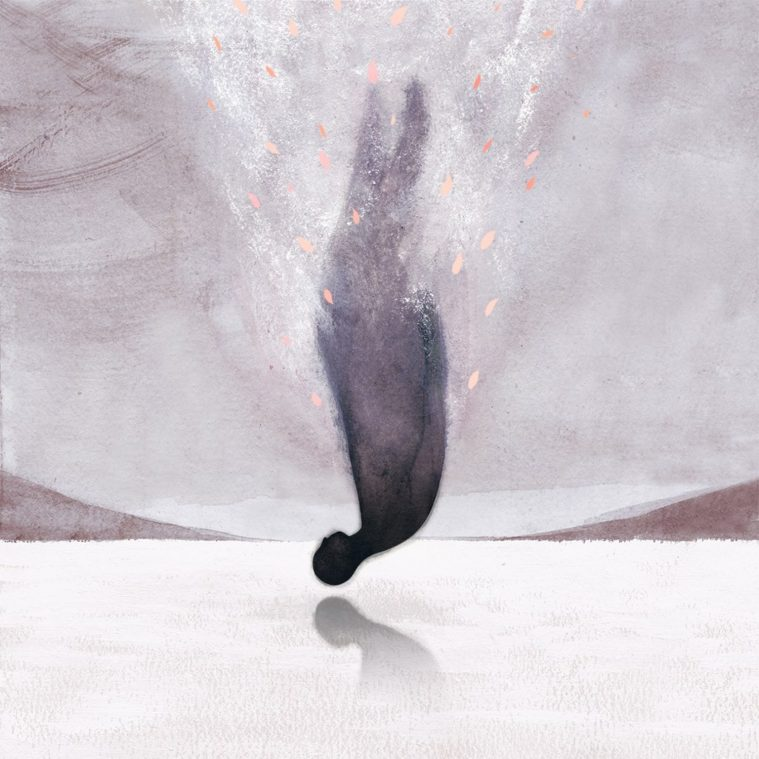 A Conduit for Sadness: Ethereal Paintings by Owen Gent
