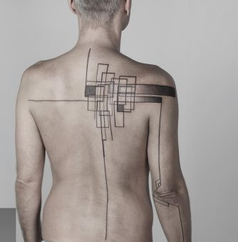 Geometry of the Soul: Tattoos by Brit Artist Paul Goodwin