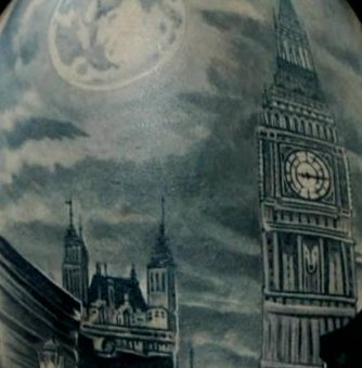 Tattoos: A Stroll in London