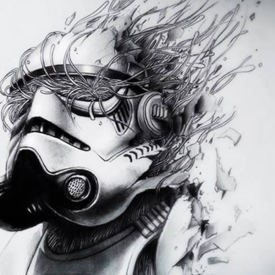 Stormtrooper, Donald Duck, and More