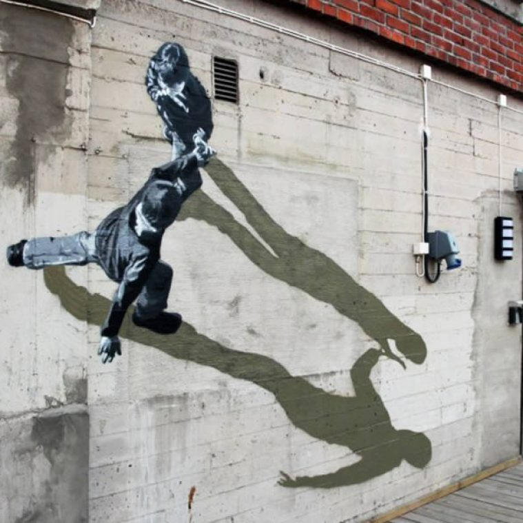 Superpowers: Walking on Walls