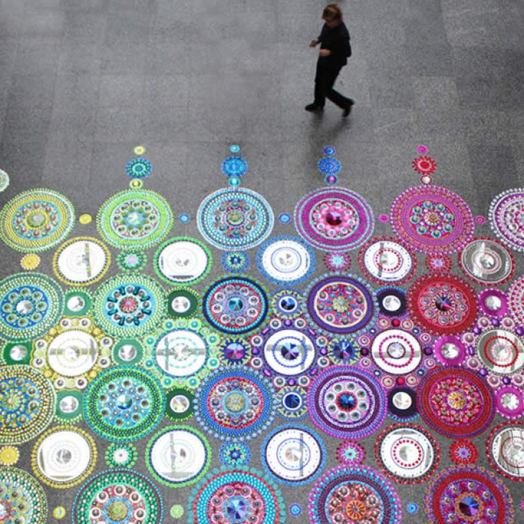 Gorgeous Floor Installations