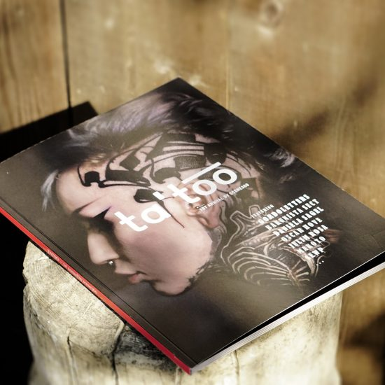 """Ta'too"" — 1st Annual Book by Scene360"