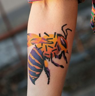 Roundup of Tattoos and Computer Graphics from the A' Design Awards