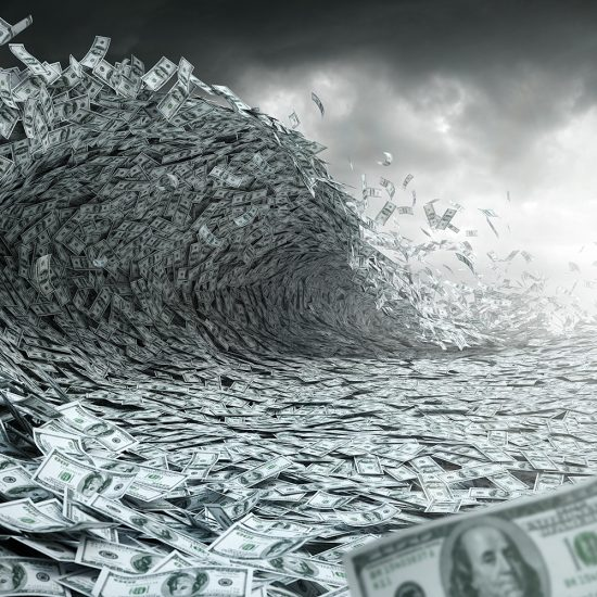 Riding a Wave of Money