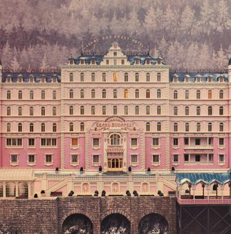 Colour, Design and Costume: The Films of Wes Anderson