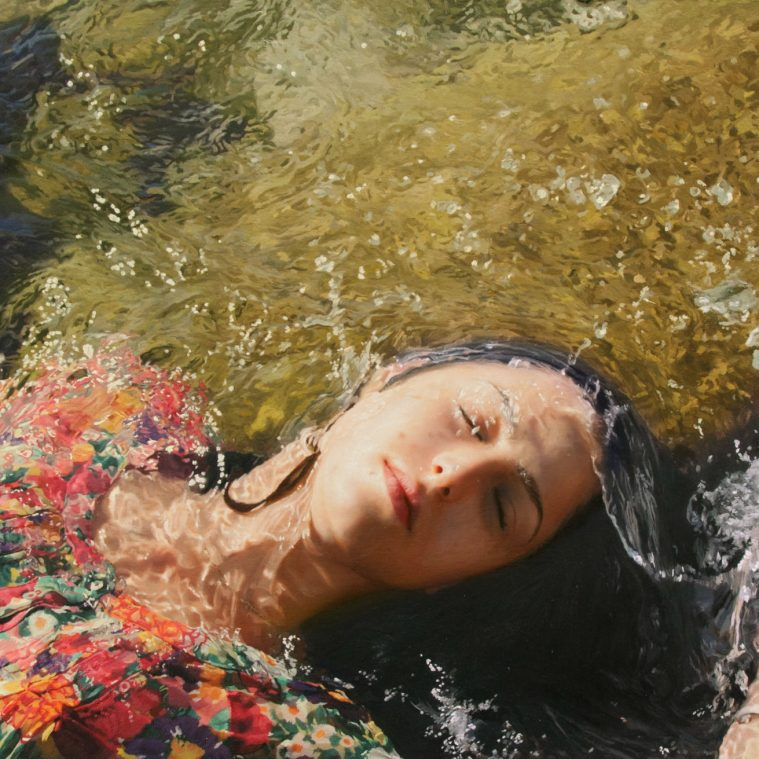 The Photo-Realist Lady in the Water