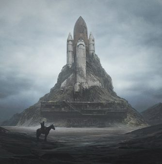 Mercenaries of the Apocalypse: The Art of Yuri Shwedoff