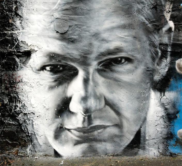 Cart1 Spray Paints Urban Walls