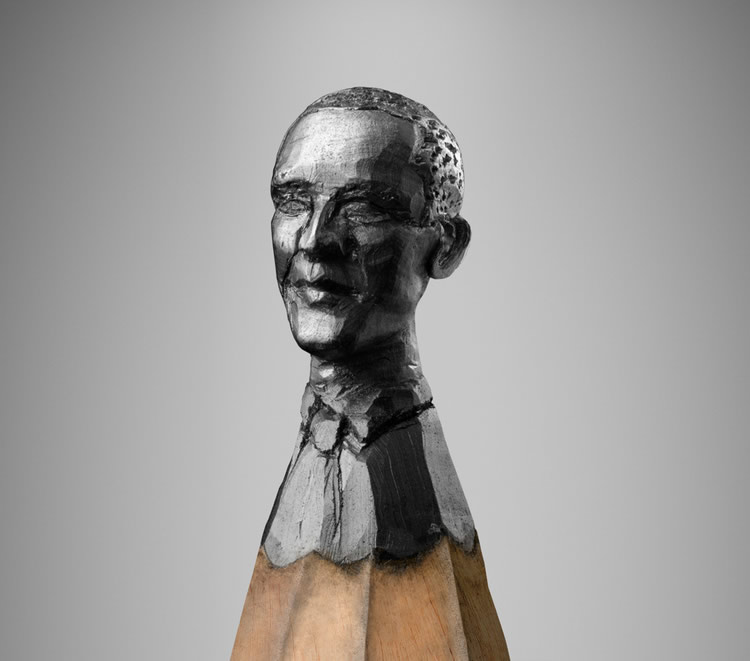 Cicero's Pencil Heads