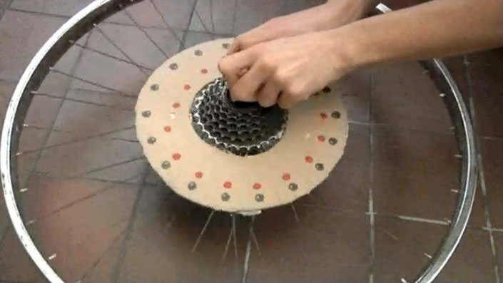 Bicycle Wheel Animations
