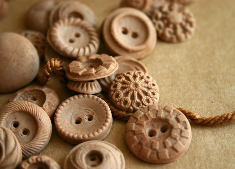 Edible Vintage Buttons