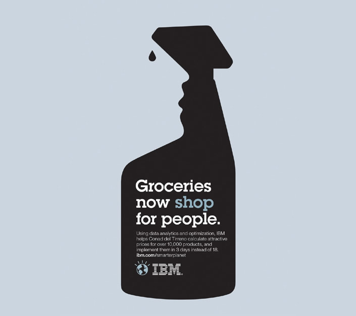 Smart Poster Designs for IBM