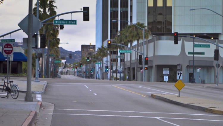 Can You Imagine the streets of Los Angeles Without Cars?