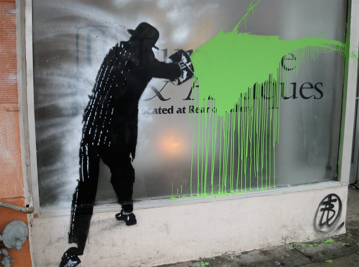 The Street Vandal