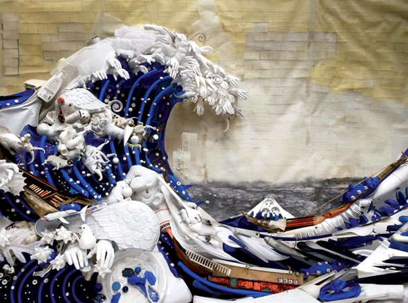 Incredible Art made from Random Objects